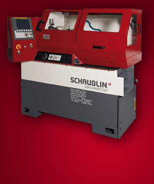 225 TM-CNC | High precision lathe with exceptional characteristics