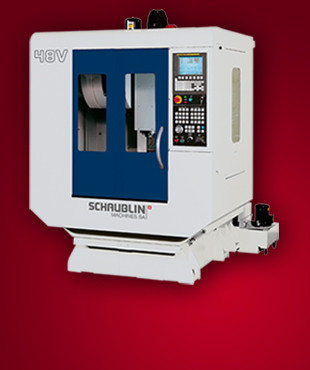 48V | Compact vertical machining center