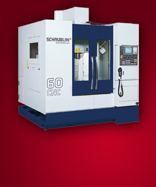 60-CNC | Vertical machining center