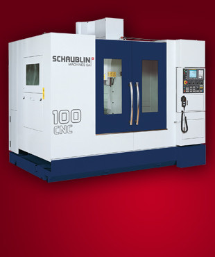 100-CNC | Vertical machining center