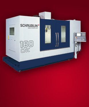 160-CNC | Vertical machining center