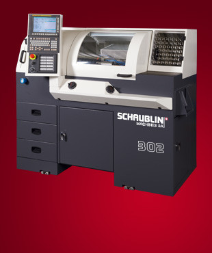 302 - High precision and production lathe